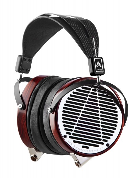 Audeze LCD-4 Reference Over-Ear Headphones in Macassar Ebony